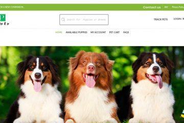 Review of Premierpupps com - Puppyscam com