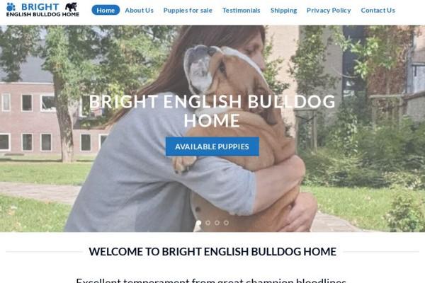 Brightenglishbulldoghome.com - English Bulldog Puppy Scam Review