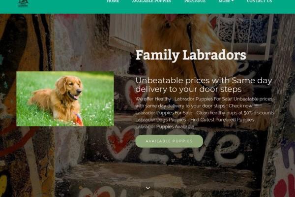 Familylabrador.com - Labrador Puppy Scam Review