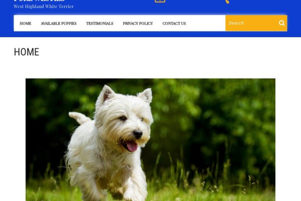 Purewesties.com - Terrier Puppy Scam Review