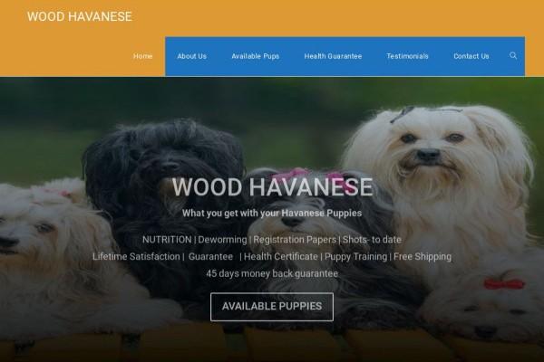 Woodhavanese.com - Havanese Puppy Scam Review
