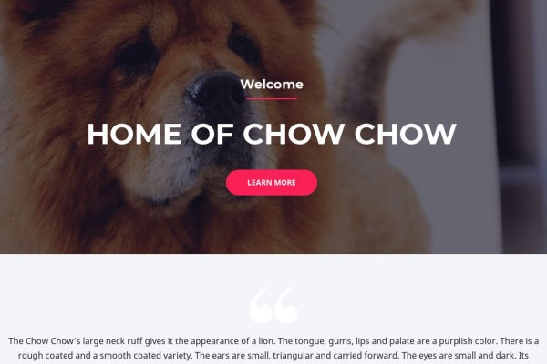 Homeofchowchow.com - Chowchow Puppy Scam Review