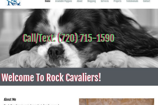 Kingcharlespuppies.com - Cavalier King Charles Spaniel Puppy Scam Review