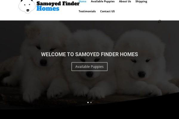Samoyedfinderhomes.com - Samoyed Puppy Scam Review