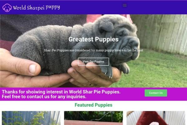 Worldsharpeipuppy.com - Sharpei Puppy Scam Review