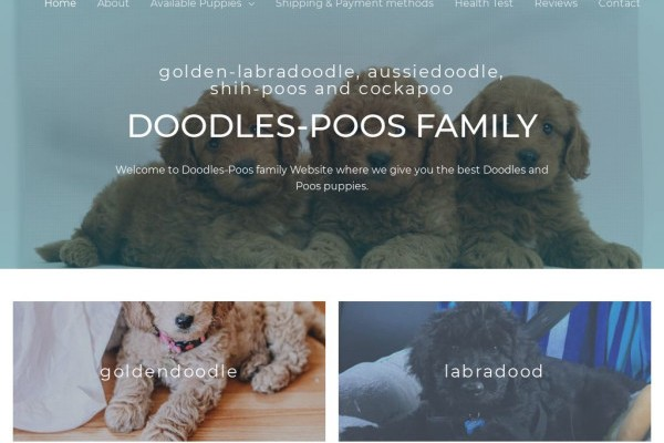 Doodles-poosfamily.com - Labradoodle Puppy Scam Review
