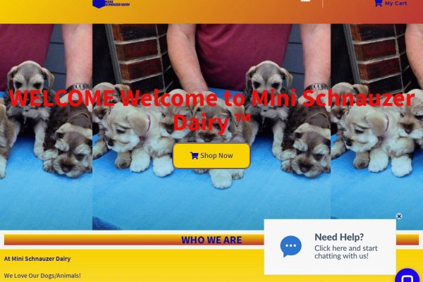 Minischnauzerdairy.com - Schnauzer Puppy Scam Review